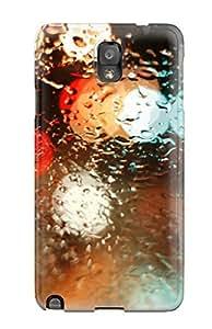 New DbPDkuM4080JKdBu Rain Tpu Cover Case For Galaxy Note 3