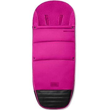 Cybex Priam Mios Fancy - Saco de dormir para bebé, color rosa y morado: Amazon.es: Bebé