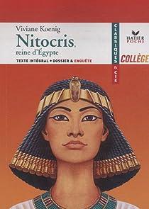 Nitocris, reine d'Egypte par Koenig