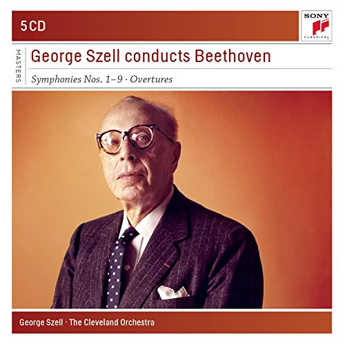 Price comparison product image George Szell Conducts Beethoven Symp Honies & Overtures