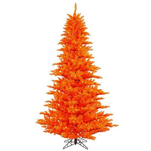 Orange Nightmare Before Christmas Tree