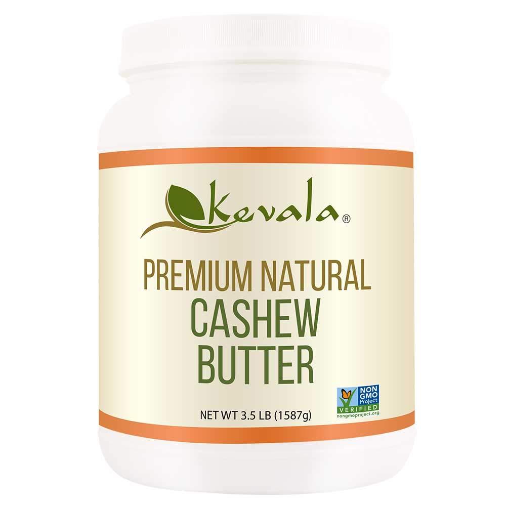 Kevala Cashew Butter 3.5 Lbs