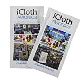 1 Set, Icloth Avionics Wipes/Touchscreen And Computer Cleaning Wipes. Box Of 500, Individually Packaged, Highly Portable