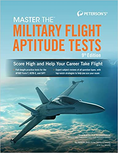 Master The Military Flight Ap Ude Tests 9th Edition