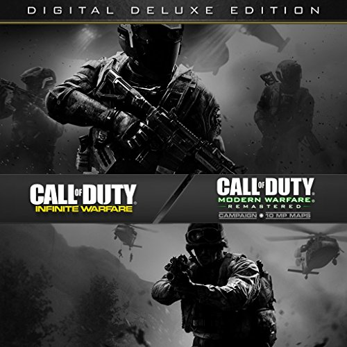 Call Of Duty: Infinite Warfare - Digital Deluxe - PS4 [Digital Code]