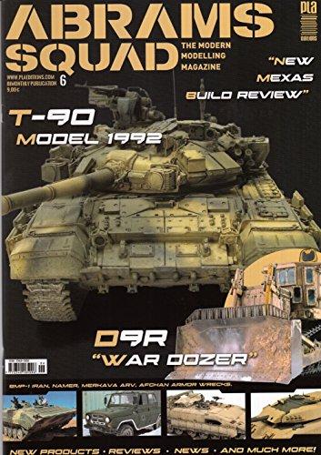 - Abrams Squad #6 - The Modern Modelling Magazine