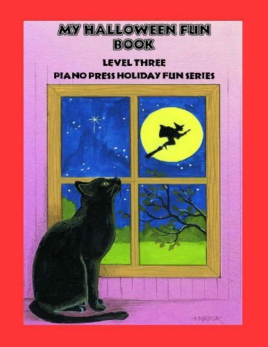 My Halloween Fun Book Level Three by Elizabeth C. Axford et al (2009-09-01) -