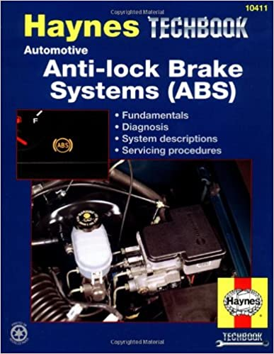 Haynes automotive anti lock brake systems abs manual techbook haynes automotive anti lock brake systems abs manual techbook haynes repair manuals 1st edition fandeluxe Image collections