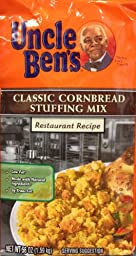 56oz Uncle Ben\'s Classic Cornbread Stuffing Mix 3.5lb Huge Restaurant Quality