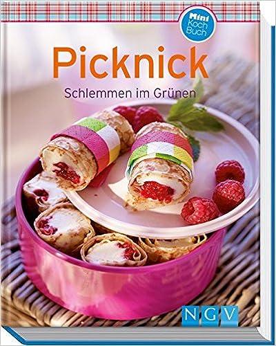 #Minikochbuch: PICKNICK – Schlemmen im Grünen#