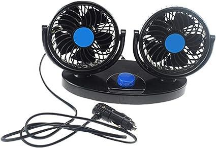 Ventilador Coche Nuevo 12V Ventilador eléctrico del coche Vehículo ...