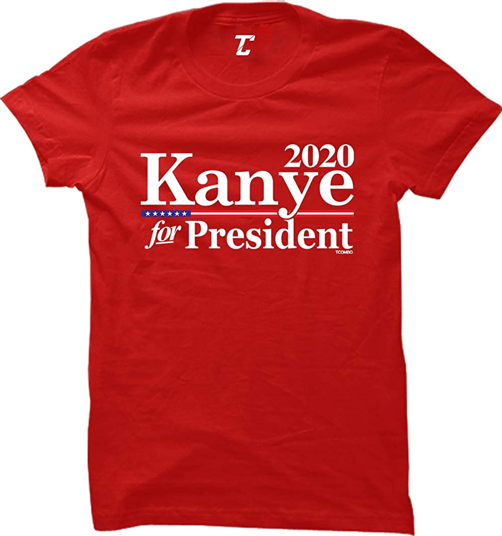 I Miss The Old Kanye T-Shirt Yeezus College Dropout Kanye for President Top