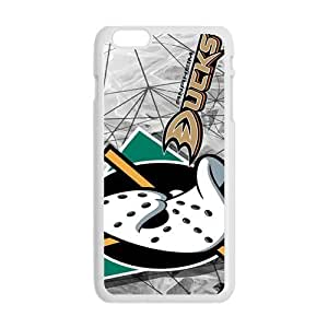 Cool Painting Anaheim Ducks Phone Case for Iphone 6 Plus