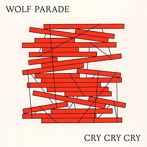 Wolf Parade - Cry Cry Cry (CD)