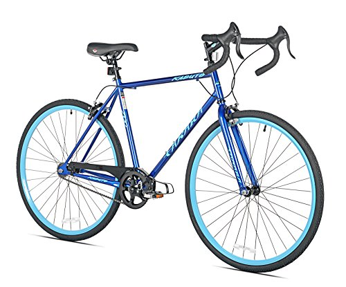 Takara Kabuto Single Speed Road Bike, Blue, Large/58cm