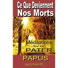 Ce Que Deviennent Nos Morts (Occultisme, Esotérisme, Mysticisme, Spiritisme,FM.. t. 2) (French Edition)