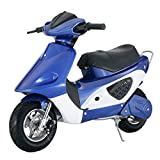 Costzon Electric Bike Miniature Motorcycle Scooter Battery Powered Motorbike 36V Junior