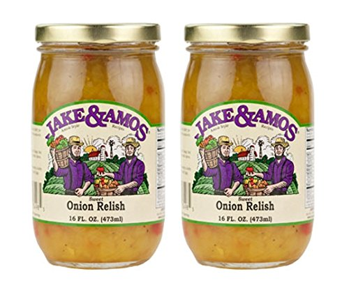 Sweet Onion Relish, 16 Oz. Jars (2 Pack)