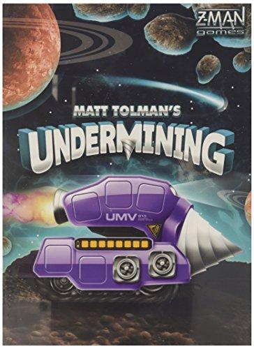 - Undermining