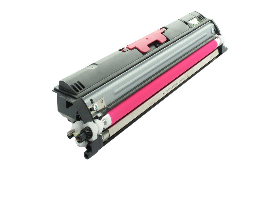 PRINT-RITE A0V30HH Konica Minolta 1600 Cartucho de t/óner Compatible para Konica Minolta magicolor 1600W//1650EN//1690MF,1 Cian