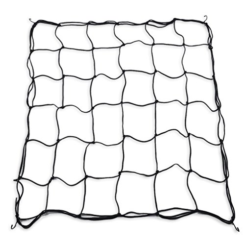 2 Pack Net Trellis for Grow Tents, Fits 4x4 and more size, Includes 4 Steel Hooks, 36 Growing Spaces by Generic
