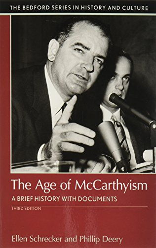 joseph mccarthy thesis Outline for the crucible research paper joseph mccarthy  d state thesis and briefly explain your reasons : ii.