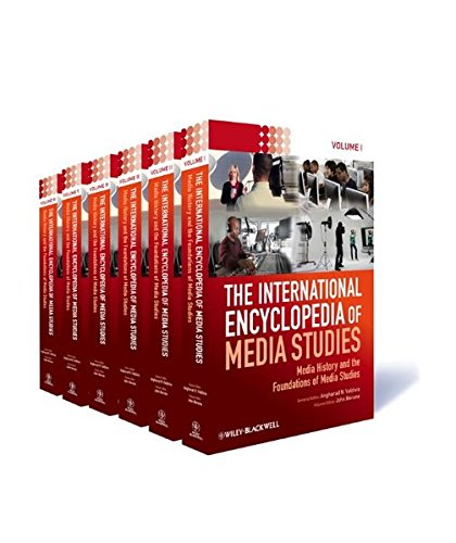 The International Encyclopedia of Media Studies (6 volumes)