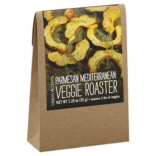 Urban Accents Parmesan Mediterranean Veggie Roaster, 1.25 Ounce -- 6 per case. by Urban ()