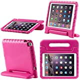 iPad Pro 9.7 inch Case, i-Blason Apple iPad Pro 9.7 2016 Case for Kids [ArmorBox Kido Series] Lightweight Super Protective Convertible Stand Cover (Pink)