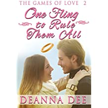 One Fling to Rule Them All (The Games of Love Book 2)