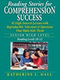 Reading Stories for Comprehension Success, Katherine L. Hall, 0787975540