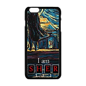 Sher locked Cell Phone Case for iPhone plus 6 by mcsharks