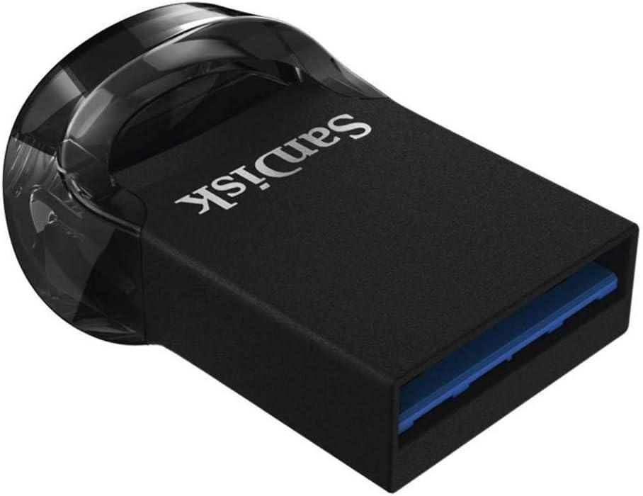 Memoria USB 3.1 SanDisk Ultra Fit de 32GB por sólo 6,39€