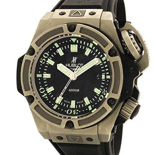 Hublot King Power swiss-automatic mens Watch 731 NX 1190 RX (Certified Pre-owned)