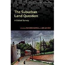 The Suburban Land Question: A Global Survey
