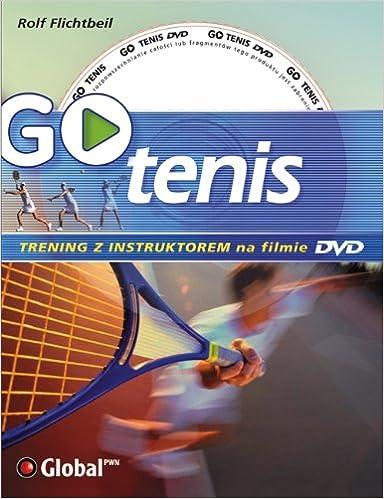 GO Tenis Trening z instruktorem na filmie DVD: 9788301158446: Amazon.com: Books