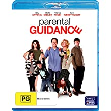 Parental Guidance Blu-ray