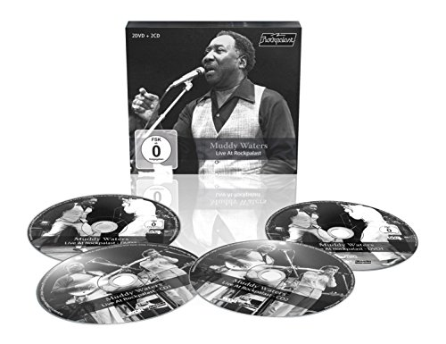 Live At Rockpalast 2CD + 2DVD by Made in Germany (Image #2)
