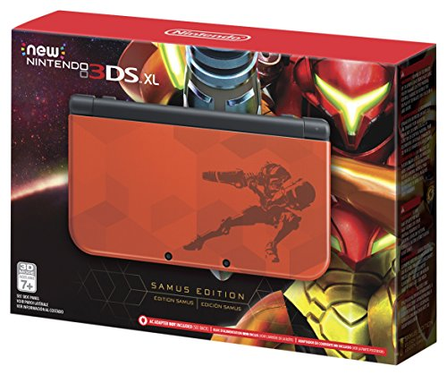 Nintendo New 3DS XL - Samus Edition [Discontinued], used for sale  Delivered anywhere in USA