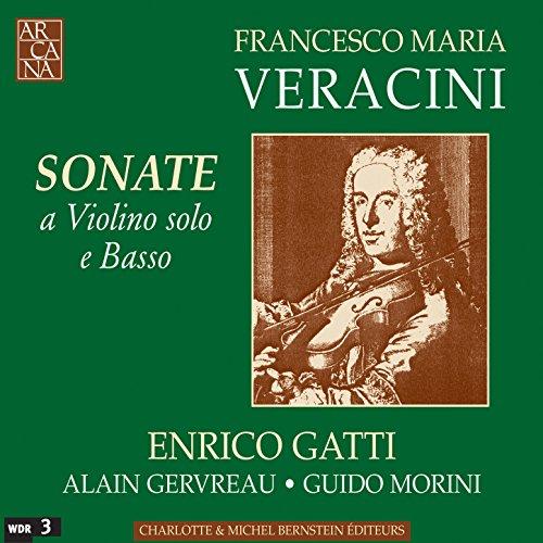 - Sonata XII a violino solo e basso in D Minor, Op. 2: II. Capriccio cromatico (Allegro, ma non presto)