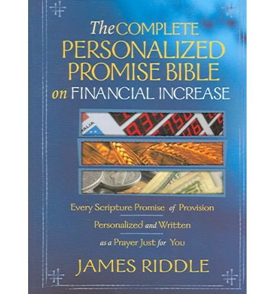 The Complete Personalized Promise Bible on Financial Increase - 2