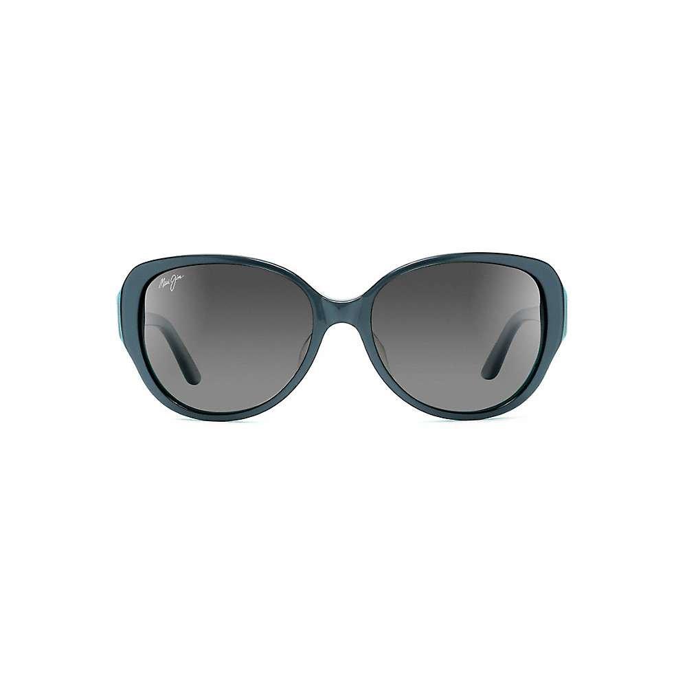 Maui Jim - Swept Away - Blue Grey With Teal Interior Frame-Neutral Grey Polarized Lenses