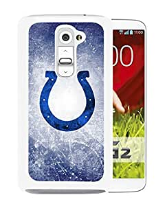 Indianapolis Colts 07 White Fantastic Style Design LG G2 Case