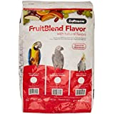 ZuPreem ZP84170 Fruitblend Large Parrot Food, 17.5-Pound