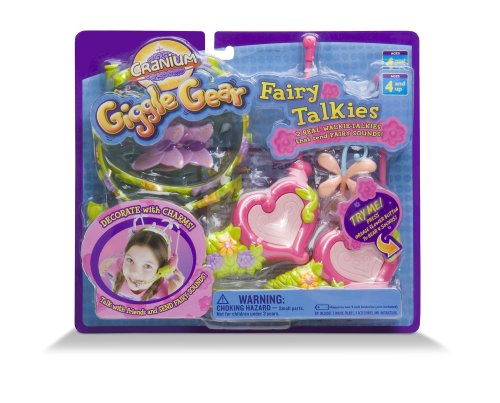 - Cranium Giggle Gear Fairy Talkies