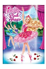 Dance your way to a magical adventure with Barbie as Kristyn, a ballerina with big dreams! When she tries on a pair of sparkling pink shoes, she and her best friend, Hailey, are whisked away to a fantastical ballet world. There, Kristyn disco...