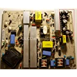 Repair Kit, LG 32LC7D, LCD Monitor, Capacitors, Not the Entire Board