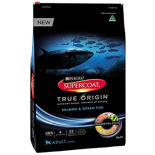 Supercoat Dog True Origin Salmon & Ocean Fish 15kg