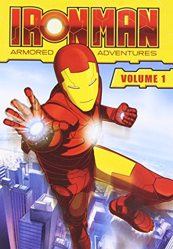 Iron Man: Armored Adventures, Vol. - Discount Uni Student