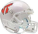 Schutt NCAA Virginia Tech Hokies Replica XP Helmet - Alternate 7 (White/Orange)
